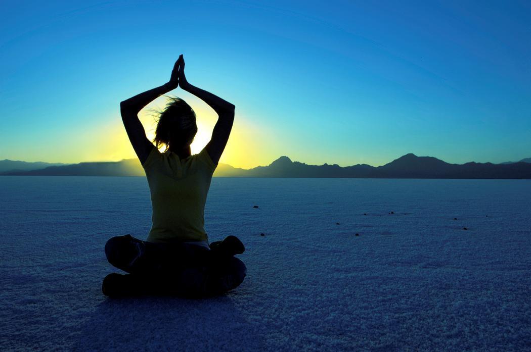 Tilstede i øyeblikket ved hjelp av mindfulness